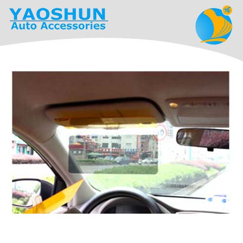 Hot selling auto HD vision <strong>sun</strong> visor car driving sunshade