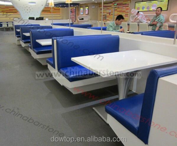 Half round restaurant booth sofa comfortable curved - Asientos para sofas ...