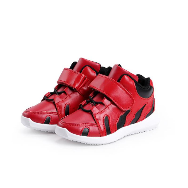 children equipment child babay children wear kintted buckle strap alibaba fashionsafety Breathable red sport shoes running shoes