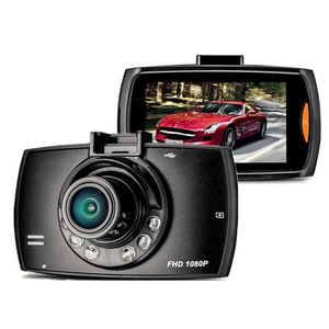 "Car Camera G30 VGA 2.4"" Full HD 1080P Car DVR Video Recorder Dash Cam"