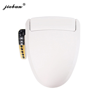 Electronic Intelligent Female Bidet Washing Sanitary Toilet Bidet Seat Cover View Electronic Toilet Cover Jieban Product Details From Yantai Shen Qile Intelligent Technology Co Ltd On Alibaba Com