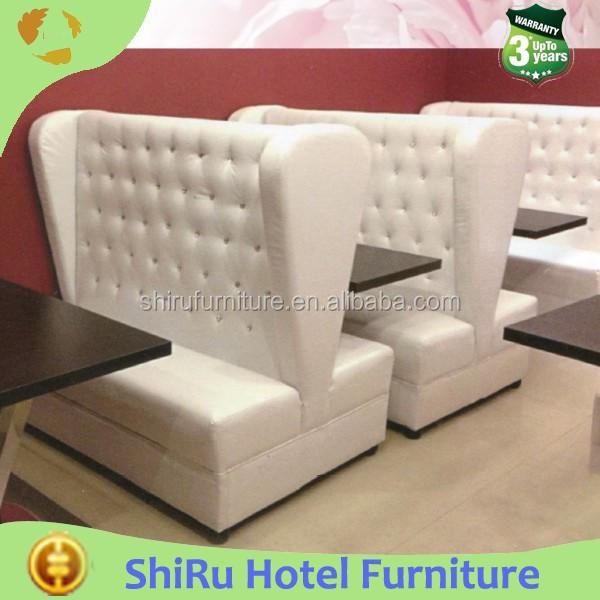 Doble moderna hotel cafeter a stand sof asientos sof de - Asientos para sofas ...