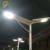 Super bright led integrated with lithium battery all in one solar street light 120w