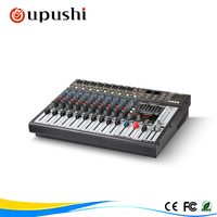 Best selling Digital Echo Mixer Amplifier 16 Channel Professional Audio Mixer