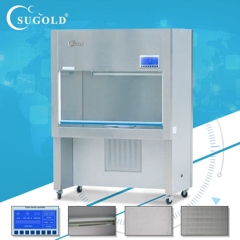 Best Price Horizontal Laminar Flow Hood Clean Bench With
