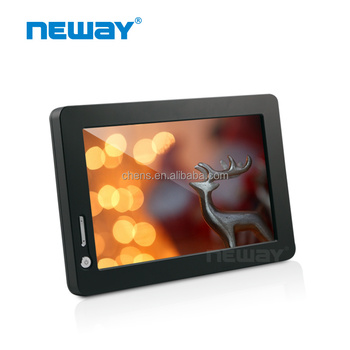 7 inch USB Powered Touch Screen Monitor With Bracket