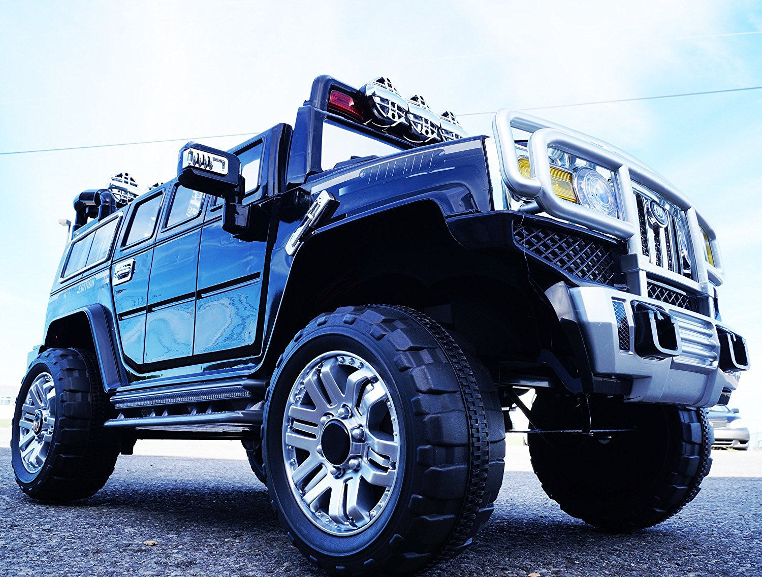 RIDE-on-CAR Hummer style. With-remote-control. For kids. Electric car to drive. Toys battery powered 12 volt. Ride on toys. Pedal car for children. Electric machine off road.