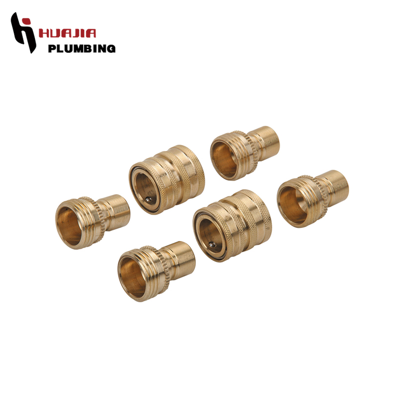 JH0923 water hose quick coupling water hose quick connector quick connect garden hose fittings