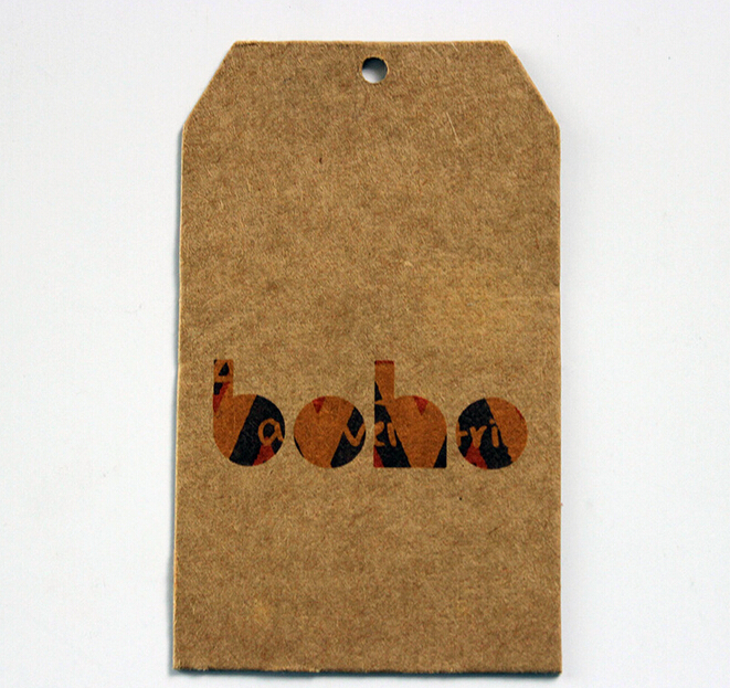 Custom Kraft Hang Tags/hangtag/logo/Trademark manufacture/Clothing swing tags/printed tags /