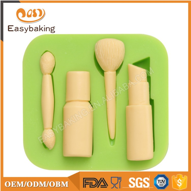 ES-1754 Fondant Mould Silicone Molds for Cake Decorating