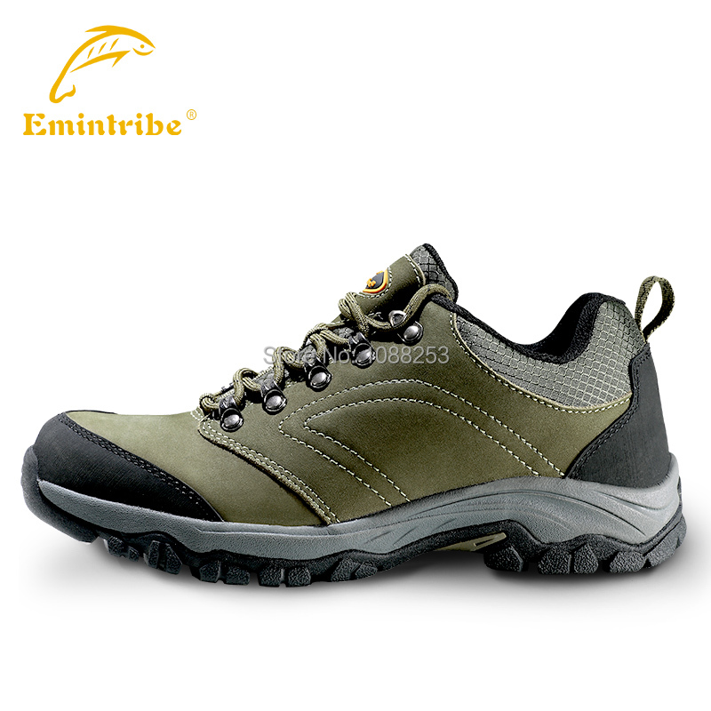 Outdoor shoes hiking shoes slip-resistant wear-resistant male Women low breathable hiking shoes hiking
