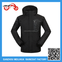 OEM Outdoor Jacket Men's 3 in 1 Fleece Waterproof Softshell Jacket