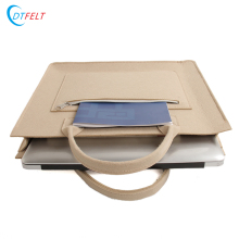 Fashion High Quality Felt Leather Laptop Tablet Case