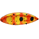 1 Person Sit on Top Professional LDPE Ocean Kayak with Fish Finder Base