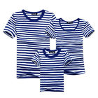 XS S M L XL XXL XXXL XXXXL custom 100% organic cotton CVC60/40 plain stripe t-shirt for family