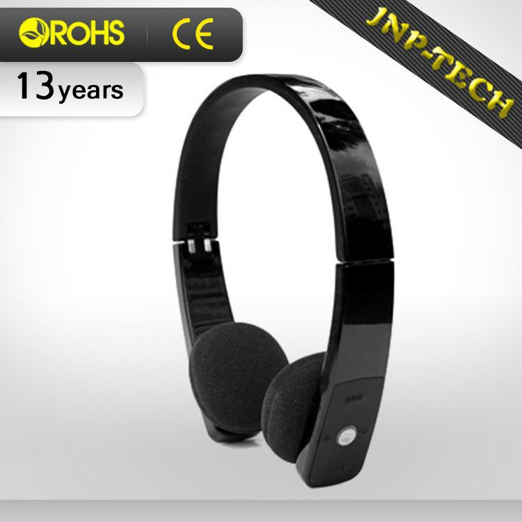 Hot New Products Long Standby/Lithium Battery Bluethooth Headphones