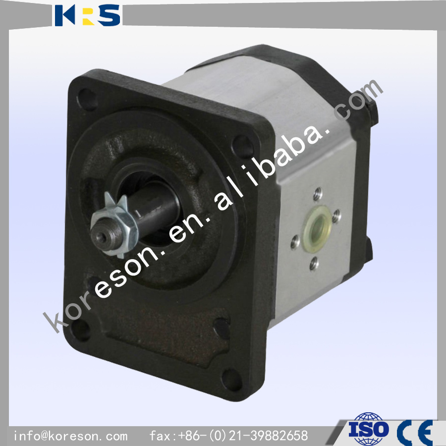 KHP2B2 serie marzocchi hydraulic gear pump