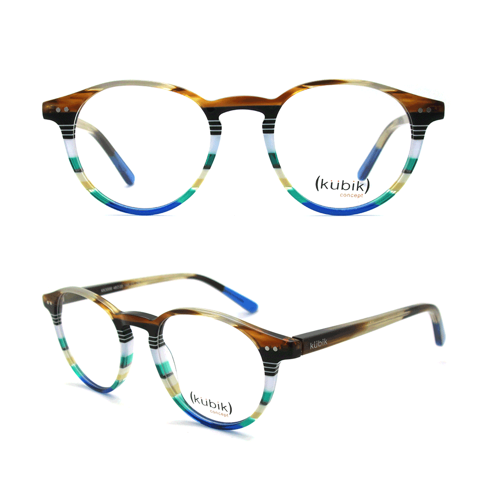 KK3008 Fashion Latest Italy Design Retro Round Glasses Acetate Optical  Eyeglass Frames Eye Glass Italian Eyewear Kacamata Bulat 7db29738b0