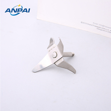 stainless steel cnc turning aluminum machining part spear