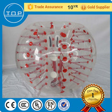 Brand new bumper balls adults bubble ball for football with great price