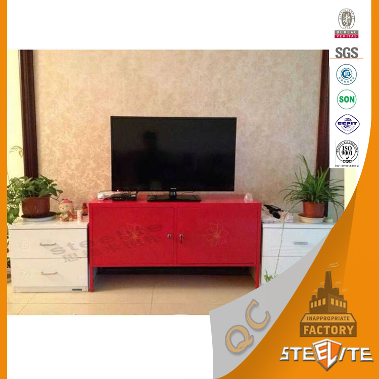 Modern Living Room Design India Furniture Tv Lcd Metal Cabinets With Showcase