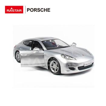 Rastar Kids Rc Battery Toy World Car Porsche Panamera Type Rc Toy