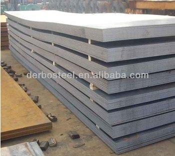 A36 A283 Grade C A516 Gr 70 St52 Steel Plate Carbon Steel Plate ...