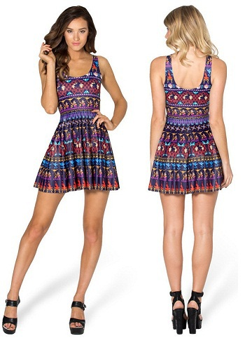 4d3343efb6a3 Buy Fashion Women Print Dresses 2015 European Star Models vestido de festa  Ladies Summer Style Sexy Bodycon Mini Dress XS-XXL Sale in Cheap Price on  ...