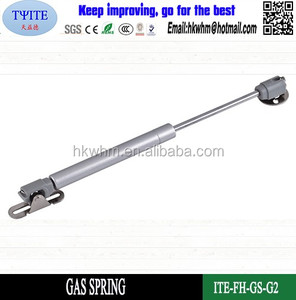 G2 20N,40N,60N.80N,100N,120N 6mm piston 15mm cylinder 245mm hole distance 268mm length pneumatic stay