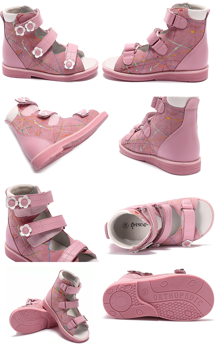 2018 Orthopedic Shoes Kids Sandals Baby Casual Sandals ... Orthopedic Shoes For Kids That Tiptoe