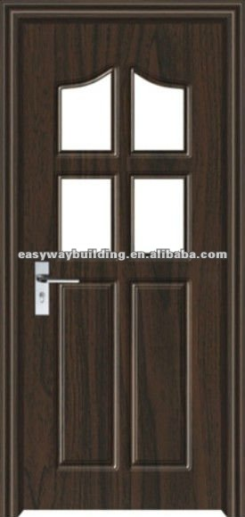 knock off garden wood glass door design