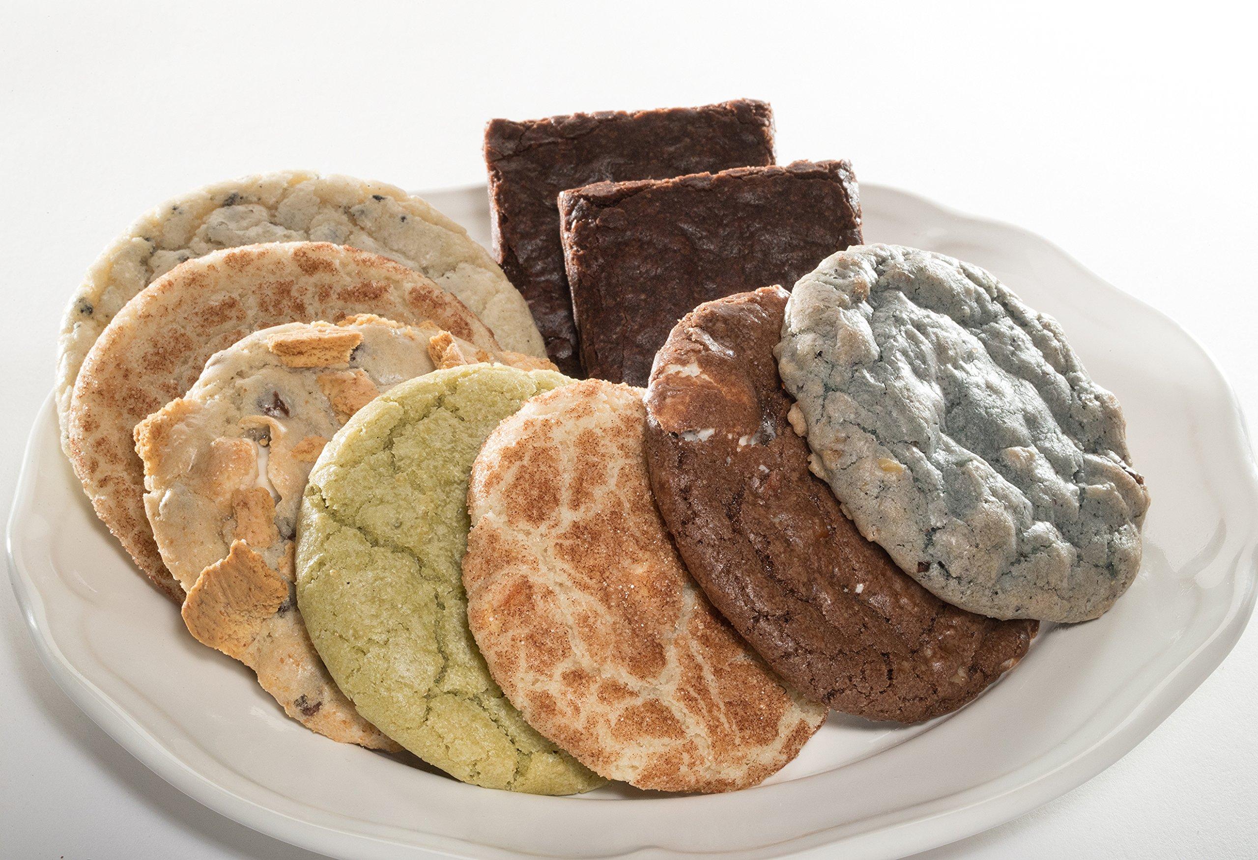 Tailormade Foods Fresh Baked Vegan Cookies (Assorted Vegan, 24 (1.4 oz) count (2 lbs))