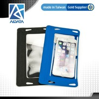 Waterproof Transparent Window PVC Phone Bag