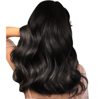 Remy hair 100 double drawn virgin cuticle aligned human hair,cheap raw virgin malaysian hair,women hair malaysian