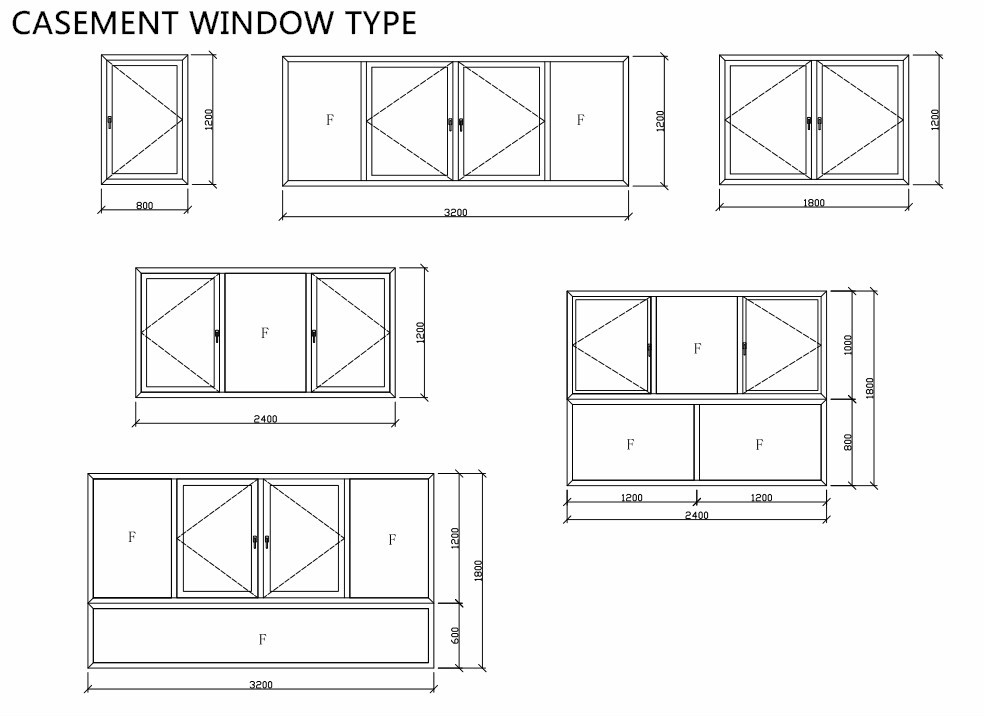 China good supplier upvc profile windows louver frame for Window design sketch