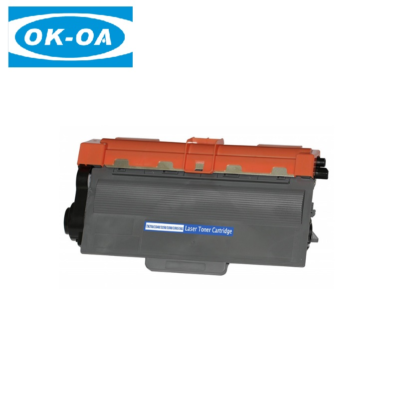 High performance printer toner cartridge compatible for brother tn3320