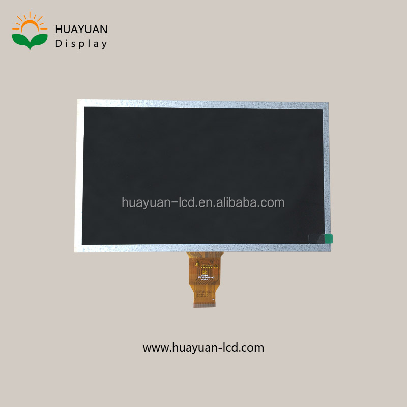 10.1 Inch 1280x800 Pixel 16:9 Touch Screen Monitor TFT IPS LCD Panel With HDMI/VGA/USB Input