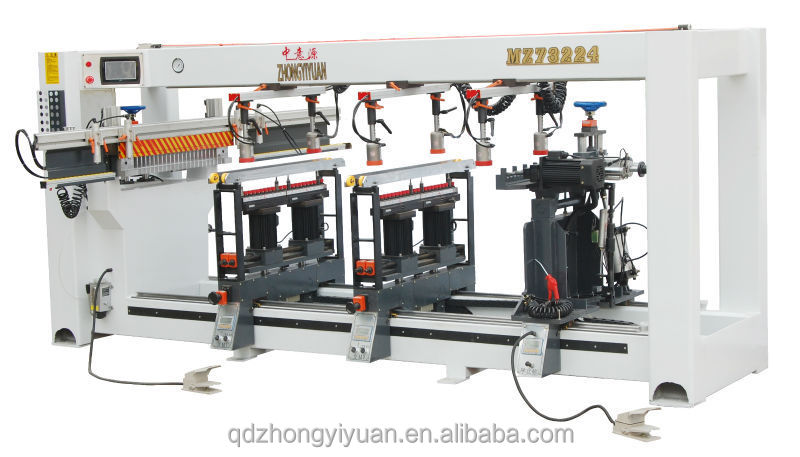 MZ73224 Wood working drilling machinery equipped with caculater made in Qingdao