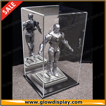 12 Inches 1 6 Figure Display Case For Medicom Hot Toys Sideshow