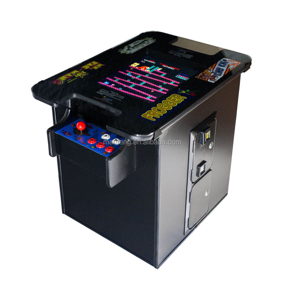 COCKTAIL ARCADE MACHINE 60 GAMES IN 1, COFFEE TABLE TOP, games room man cave - Cocktail Arcade Machine 60 Games In 1,Coffee Table Top,Games Room