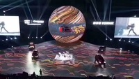 Full color hd led ball display p4 p5 p6 indoor Globe LED display Ball indoor LED sphere display screen sign boards