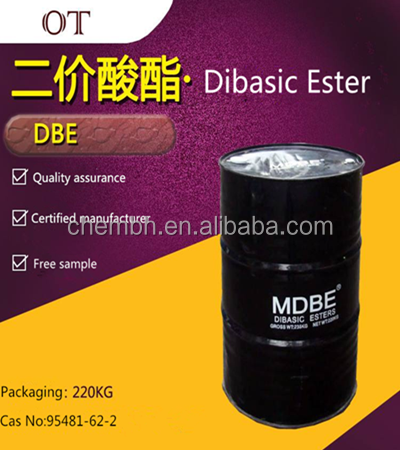 High purity dibasic ester/DBE 99%minCAS 95481-62-2 innovative products for import,used in automotive, color steel, can