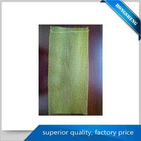 Manufacturer directly supply Professional supply knitted plastic mesh bag roll for packing