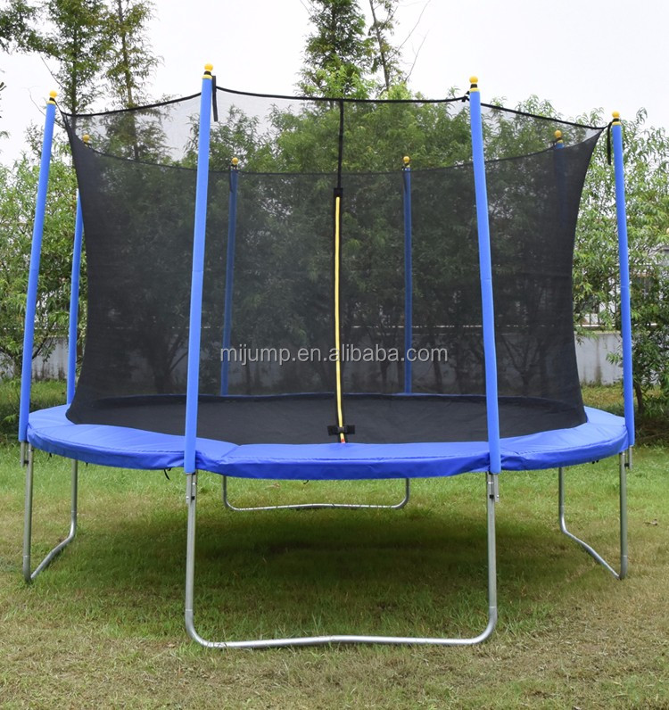 Juice Master S Pro Bounce Rebounder: 2016 Newest Gs Standards Fitness 10ft Trampoline With