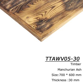Restaurant Wood Table Tops