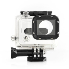 Gopro hero3 accessories Waterproof Camcorder Housing Case 35M Underwater Diving Waterproof Shell Cover For go pro Hero 3 3+