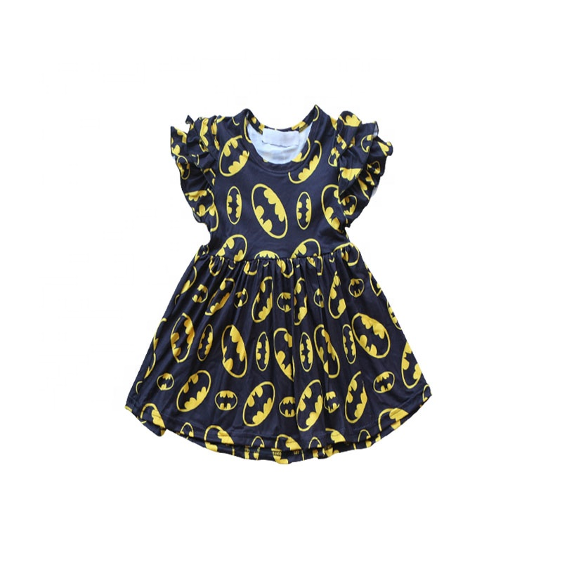 Child Summer Flower Clothes Wholesale Toddler <strong>Girls</strong> Lovely Flutter Sleeve Shirt <strong>Kids</strong> <strong>Fashion</strong> Designs