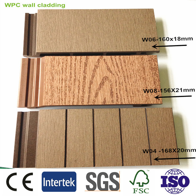 Northern Europe Style Wall Panel,decorative Outdoor Wall Board Use  Wpc,popular In Europe