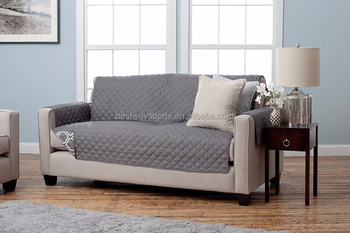 Waterproof Quilted Reversible Home Large Sofa Throws Covers - Buy ...