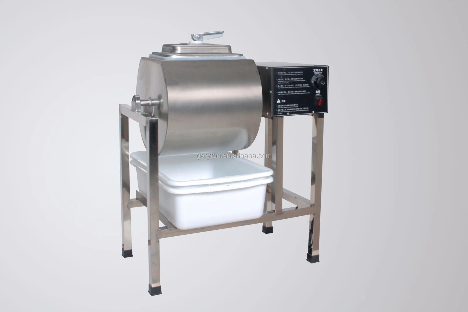 GRT-PM45R Stainless Steel Meat Salting Marinater